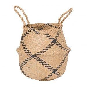 Afroart Rice Kori Mini Romb 25x25 Cm