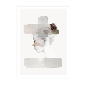 Anna Bülow Insideout Blush Juliste 30x40 Cm