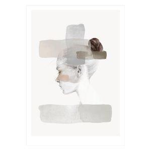 Anna Bülow Insideout Blush Juliste 70x100 Cm