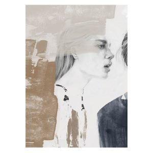 Anna Bülow Whispers Juliste 50x70 Cm