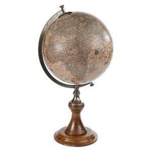 Authentic Models Hondius 1627 Globe Karttapallo