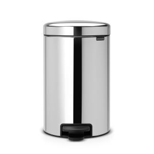 Brabantia New Icon Poljinsanko 12l Brilliant Steel