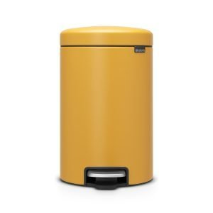 Brabantia New Icon Poljinsanko 12l Mustard Yellow