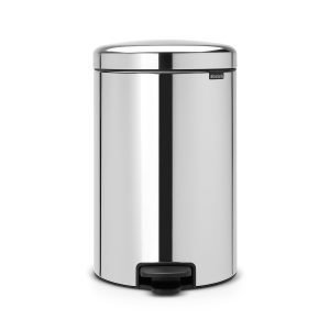 Brabantia New Icon Poljinsanko 20l Brilliant Steel