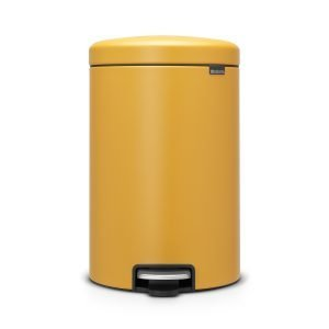 Brabantia New Icon Poljinsanko 20l Mustard Yellow