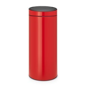 Brabantia Touch Bin Roskakori 30l Passion Red