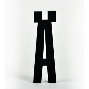 Design Letters Kirjain Akryyli Ä