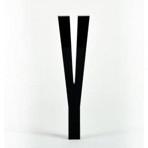 Design Letters Kirjain Akryyli Y