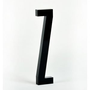 Design Letters Kirjain Akryyli Z
