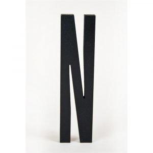 Design Letters Kirjain Puuta N