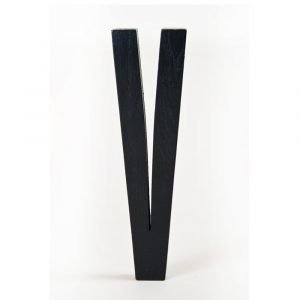 Design Letters Kirjain Puuta V