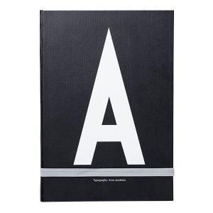 Design Letters Q Muistikirja