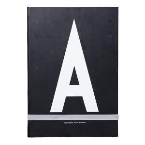 Design Letters R Muistikirja