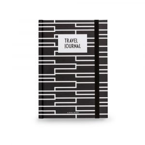 Design Letters Royal Travel Journal Limited Edition Muistiinpanokirja