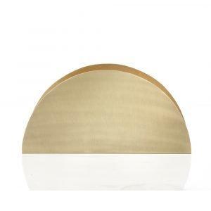 Ferm Living Brass Semicircle Pidike