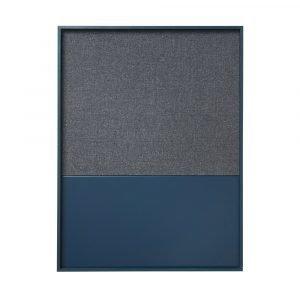 Ferm Living Frame Ilmoitustaulu Sininen 62x82 Cm