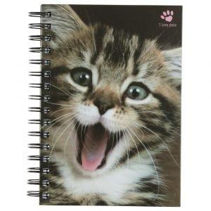 I Love Pets Muistikirja 150