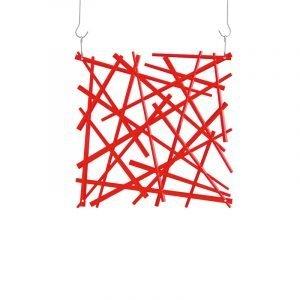 Koziol Stixx B1 Seinäkoriste Punainen