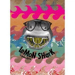 Lisa Bengtsson Lemon Shark Juliste Iso