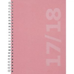 Lukuvuosikalenteri 17/18 Compact Savanna 18kk