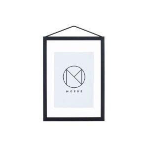 Moebe Frame Kehys A5 Musta