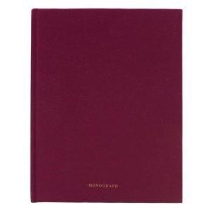 Monograph Ruled Muistiinpanokirja 96 Sivut Nude