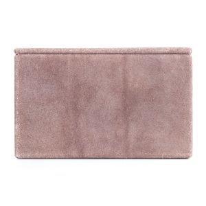 Nordstjerne Suede Box Laatikko Large Vaaleanpunainen