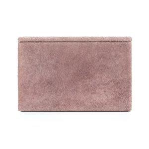 Nordstjerne Suede Box Laatikko Medium Vaaleanpunainen