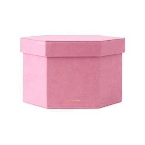 Normann Copenhagen Velour Box Laatikko L Blush