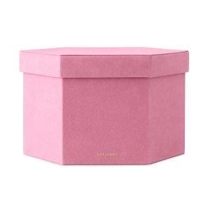 Normann Copenhagen Velour Box Laatikko Xl Blush
