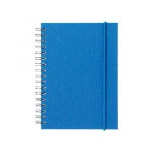 Ordning & Reda O & R Notes Muistiinpanolehtiö A6 Viivoitettu Sininen