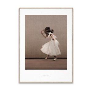 Paper Collective Essence Of Ballet 02 Juliste 50x70 Cm