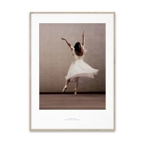 Paper Collective Essence Of Ballet 03 Juliste 50x70 Cm