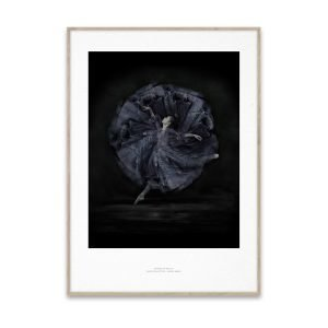 Paper Collective Essence Of Ballet 06 Juliste 50x70 Cm