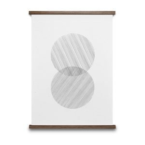 Paper Collective Linework Juliste 50x70 Cm