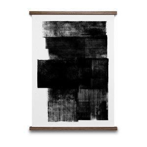Paper Collective Midnight Juliste 50x70 Cm