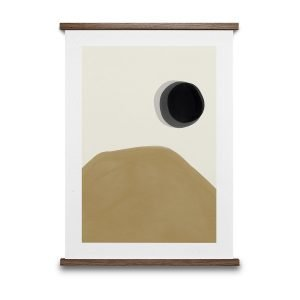 Paper Collective Norm Layers 01 Juliste 50x70 Cm