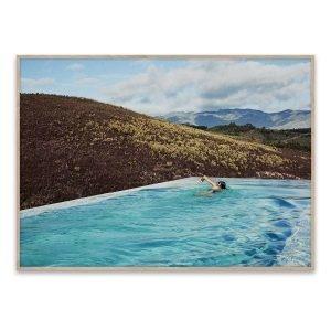 Paper Collective Swim Poster Juliste 40x30 Cm