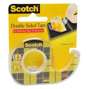 Scotch Kaksipuoleinen Teippi 12 Mm 6