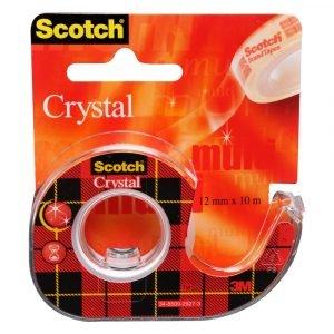 Scotch Yleisteippi 12 Mm 10 M Kirkas