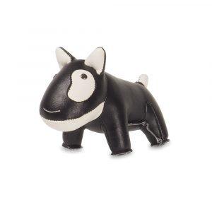 Züny Paperipaino Mini Koira Musta